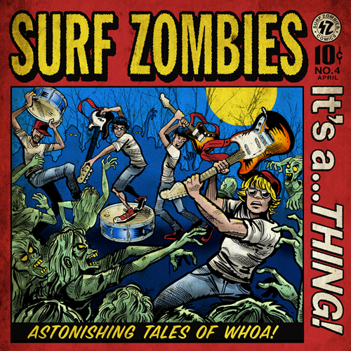 Surf Zombies It's a...THING!