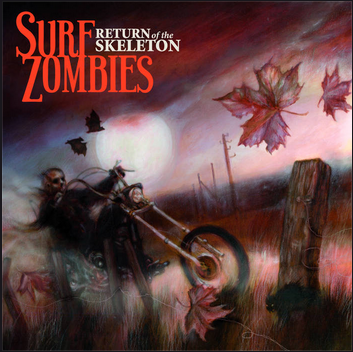 Surf Zombies Return of the Skeleton